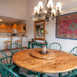 Chaparral dining room and kitchen