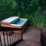 Chaparral hot tub