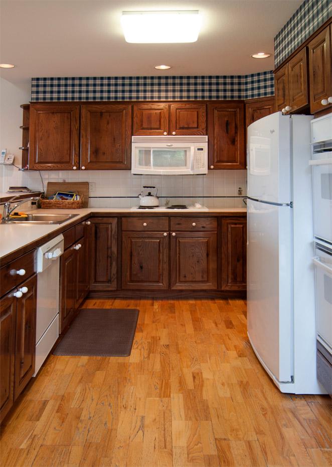 Couloir kitchen