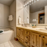 Chaparral master bath – main floor